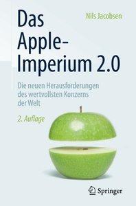 Das Apple-Imperium 2.0: Die neuen Herausforderungen des wertvollsten Konzerns der Welt (German Edition)-cover