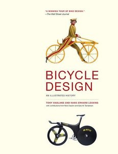 Bicycle Design: An Illustrated History (MIT Press)-cover