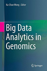 Big Data Analytics in Genomics-cover