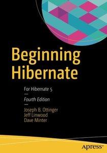 Beginning Hibernate: For Hibernate 5-cover