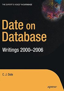 Date on Database: Writings 2000-2006-cover