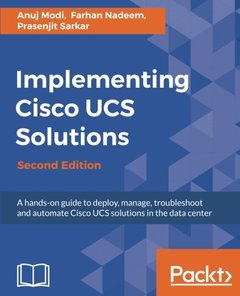 Implementing CISCO UCS Solutions  Second Edition-cover