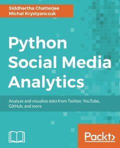Python Social Media Analytics-cover