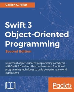 Swift 3 Object Oriented Programming  Second Edition-cover