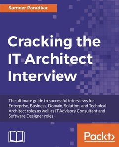 Cracking the IT Architect Interview (Paperback)-cover