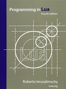 Programming in Lua, 4/e (Paperback)-cover