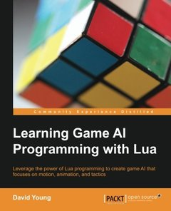 Learning Game AI Programming with Lua (Paperback)-cover