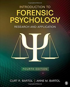 Introduction to Forensic Psychology: Research and Application, 4/e (Paperback)-cover