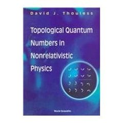 Topological Quantum Numbers in Nonrelati (Paperback)-cover