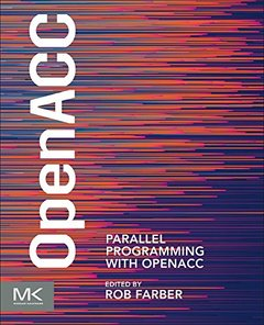 Parallel Programming with OpenACC(paperback)-cover
