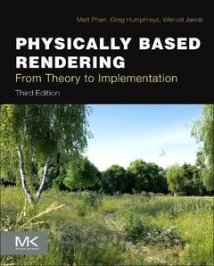 Physically Based Rendering : From Theory to Implementation, 3/e (Hardcover)-cover