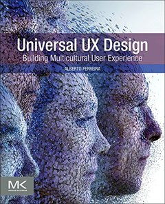 Universal UX Design: Building Multicultural User Experience(paperback)-cover