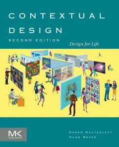 Contextual Design: Design for Life, 2/e (paperback)-cover