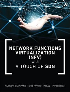 Network Functions Virtualization (NFV) with a Touch of SDN(paperback)-cover