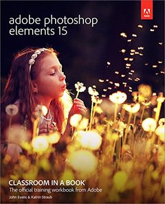 Adobe Photoshop Elements 15 Classroom in a Book-cover