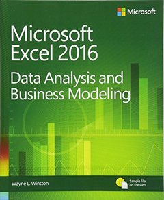 Microsoft Excel Data Analysis and Business Modeling (5TH ed.)-cover