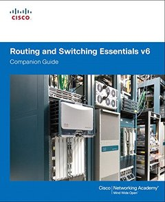 Routing and Switching Essentials v6 Companion Guide(Hardcover)-cover