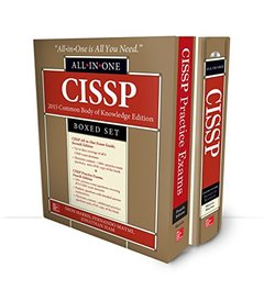 CISSP Boxed Set 2015 Common Body of Knowledge Edition (All-in-One)-cover