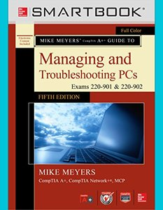 SmartBook Access Card for Mike Meyers' CompTIA A+ Guide to Managing and Troubleshooting PCs, Fifth Edition (Exams 220-901 and 902)-cover