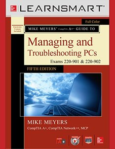 LearnSmart Standalone Access Card for Mike Meyers' CompTIA A+ Guide to Managing and Troubleshooting PCs, Fifth Edition (Exams 220-901 and 902)-cover