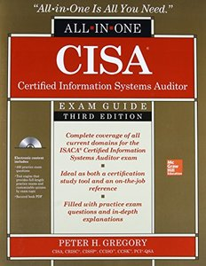 CISA Certified Information Systems Auditor All-in-One Exam Guide, 3/e (Paperback)-cover