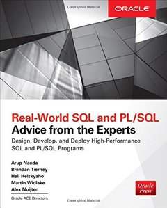 Real World SQL and PL/SQL: Advice from the Experts-cover