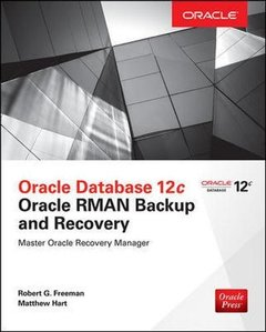 Oracle Database 12c Oracle RMAN Backup and Recovery-cover
