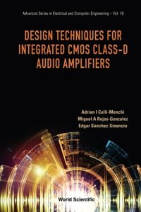 Design Techniques for Integrated CMOS Class-D Audio Amplifiers (Paperback)-cover