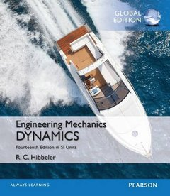 Engineering Mechanics: Dynamics in Si Units, 14/e (Paperback)-cover