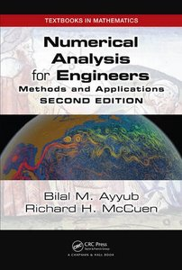 Numerical Analysis for Engineers Methods and Applications, 2/e (Hardcover)-cover
