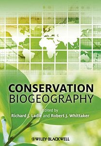 Conservation Biogeography Paperback – March 14, 2011-cover