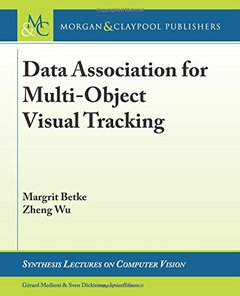 Data Association for Multi-Object Visual Tracking-cover