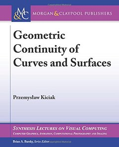 Geometric Continuity of Curves and Surfaces-cover