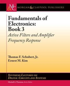 Fundamentals of Electronics: Book 3: Active Filters and Amplifier Frequency Response-cover