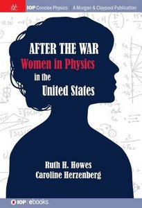 After the War: US Women in Physics-cover