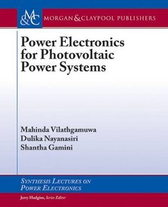 Power Electronics for Photovoltaic Power Systems-cover