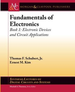 Fundamentals of Electronics: Book 1: Electronic Devices and Circuit Applications-cover