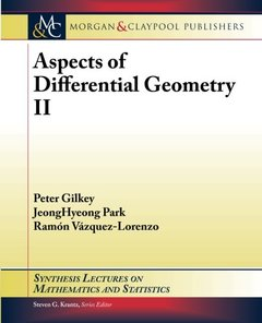 Aspects of Differential Geometry II-cover