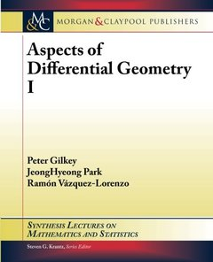Aspects of Differential Geometry I-cover