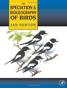 Speciation and Biogeography of Birds (Hardcover)-cover