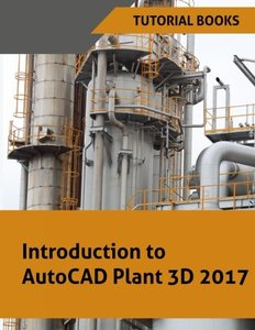 Introduction to AutoCAD Plant 3D 2017-cover
