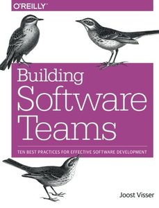 Building Software Teams: Ten Best Practices for Effective Software Development-cover
