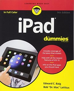 iPad For Dummies-cover