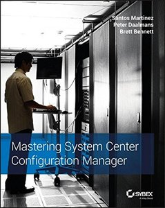 Mastering System Center Configuration Manager-cover