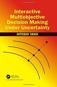 Interactive Multiobjective Decision Making Under Uncertainty(Hardcover)-cover
