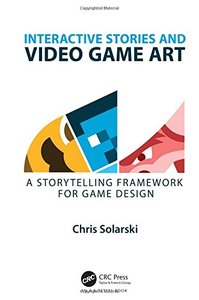 Interactive Stories and Video Game Art(Paperback)-cover