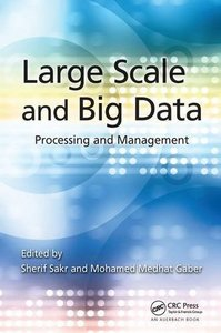 Large Scale and Big Data(paperback)-cover