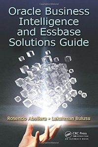 Oracle Business Intelligence and Essbase Solutions Guide(Hardcover)-cover