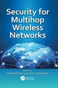 Security for Multihop Wireless Networks(paperback)-cover