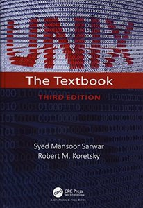 UNIX : The Textbook( 3rd Edition)-cover